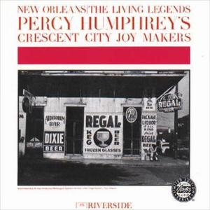 New Orleans: The Living Legends 1994 Percy Humphrey's Crescent City Joymakers
