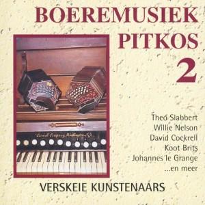 Album Boeremusiek Pitkos 2 from Verskeie Kunstenaars