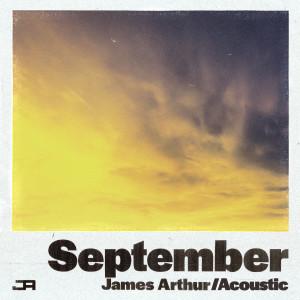 อัลบัม September (Acoustic) ศิลปิน James Arthur