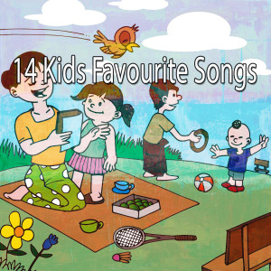 14 Kids Favourite Songs dari Nursery Rhymes
