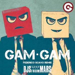 Album Gam Gam from DJs from Mars
