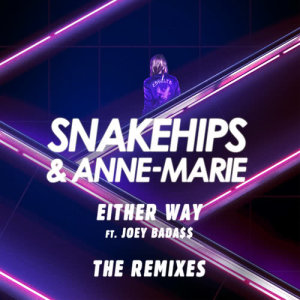 Snakehips的專輯Either Way (The Remixes)