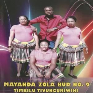 Album Timbilu Tivunguriwini from Mayanda Zola Bud