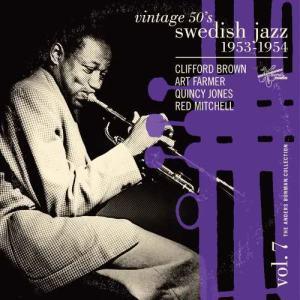 Various Artists的專輯Vintage 50's Swedish Jazz Vol. 7 1953-1954