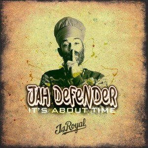 Album It's about Time from Jah Defender