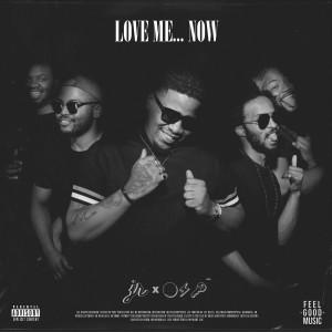 Album Love Me... Now (Explicit) from JR