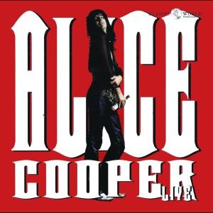 Album Live from Alice Cooper
