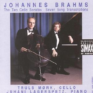 Brahms: Cello Sonatas 2006 Truls Mork