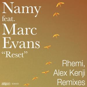 Album Reset from Marc Evans