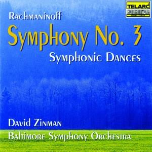 Album Rachmaninoff: Symphony No. 3 & Symphonic Dances from Baltimore Symphony Orchestra