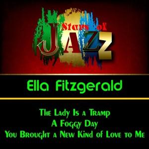 Ella Fitzgerald的專輯Stars of Jazz: Ella Fitzgerald