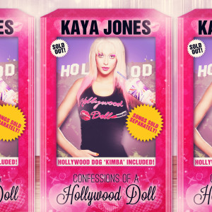 Album Confessions of a Hollywood Doll from Kaya Jones