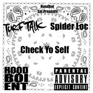 Spider Loc的專輯Check Yo Self