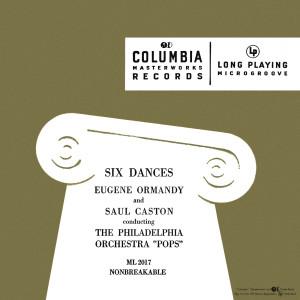 Album Six Dances by Smetana, Dvorák, Brahms, Fernández and Glière (Remastered) from Eugene Ormandy