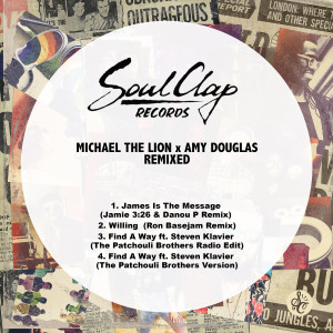 Album Michael The Lion x Amy Douglas (Remixed) from Amy Douglas