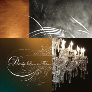 Album Live At The Fillmore from Dredg