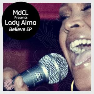 Album Believe EP from Lady Alma