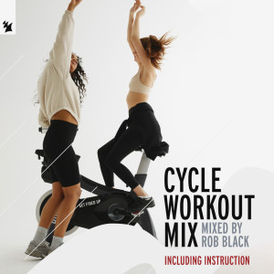 Album Cycle Workout Mix (Mixed by Rob Black (incl. Instruction)) from Rob Black