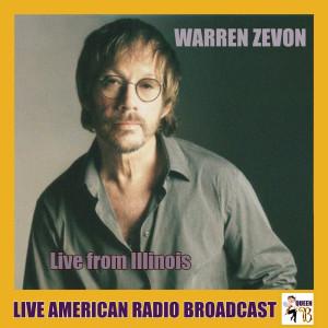 Album Live from Illinois from Warren Zevon