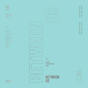 CNBLUE [BETWEEN US] TOUR DVD dari CNBLUE