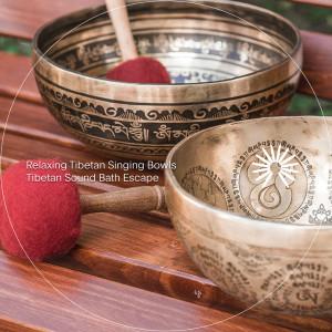 Relaxing Tibetan Singing Bowls的專輯Tibetan Sound Bath Escape