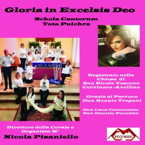 Album Cloria in Excelsis Deo-Canti sacri - Schola Cantorum Tota Pulchra from Chorus
