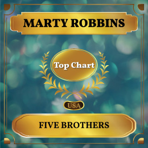 Album Five Brothers from Marty Robbins