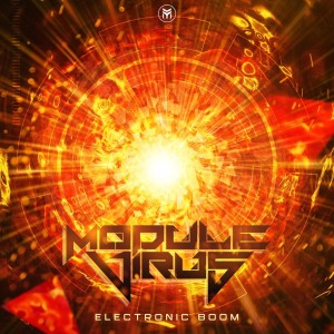 Album Electronic Boom from Module Virus
