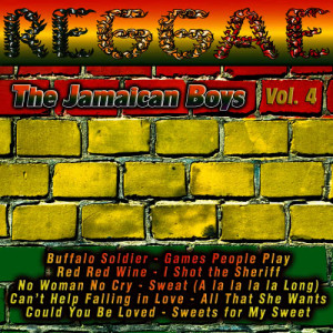 The Jamaican Reggae Band的專輯Reggae Vol. 4