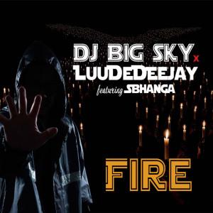 Album Fire EP from Sbhanga