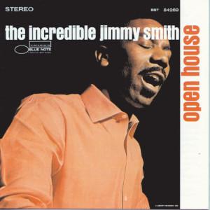 Jimmy Smith的專輯Open House