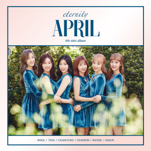 APRIL的專輯APRIL 4th Mini Album 'eternity'