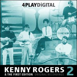 Kenny Rogers的專輯Million Sellers 4 Track EP - Volume 2