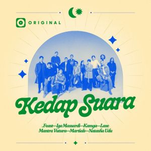 Listen to Kedap Suara song with lyrics from .Feast