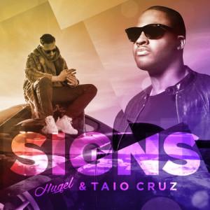Album Signs from Taio Cruz