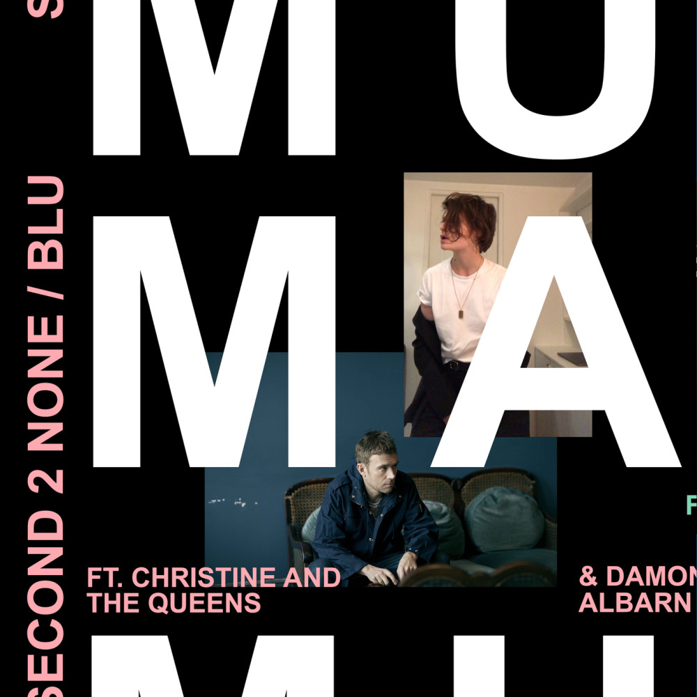 Second 2 None 2017 Mura Masa; Christine and the Queens