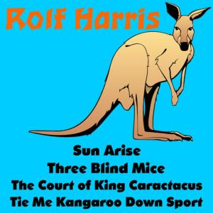 Album His 4 Greats from Rolf Harris