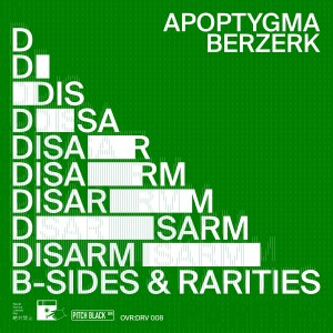 Album Disarm (B-Sides & Rarities) from Apoptygma Berzerk