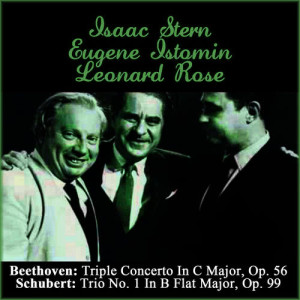 Listen to Triple Concerto In C Major, Op. 56: I. Allegro song with lyrics from Isaac Stern