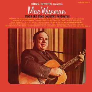 Album Sings Old Time Country Favorites from Mac Wiseman
