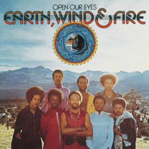 Album Open Our Eyes from earth and fire