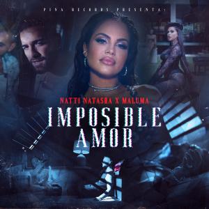 Album Imposible Amor from Natti Natasha