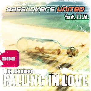 Album Falling in Love [The Remixes] from Basslovers United