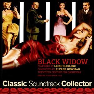Album Black Widow (Ost) [1954] from Leigh Harline