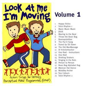 Tessarose的專輯Look at Me I'm Moving, Vol. 1