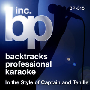 Album Karaoke In the Style of Captain and Tenille (Karaoke Version) - EP from Backtrack Professional Karaoke Band