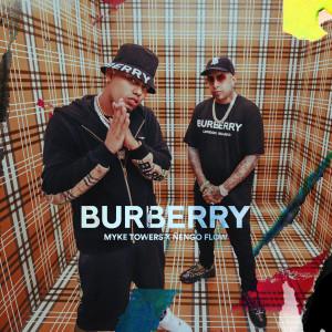 Myke Towers的專輯BURBERRY (Explicit)