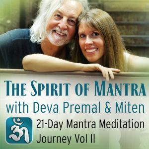 Album The Spirit of Mantra with Deva Premal & Miten from Deva Premal