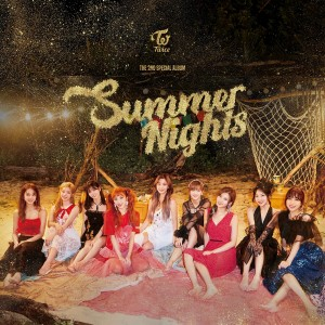 TWICE的專輯Summer Nights