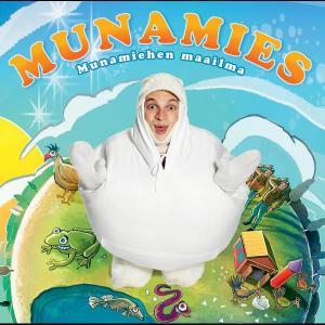 Munamiehen maailma 2011 Munamies